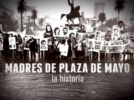 Adelanto- Madres de Plaza de Mayo, la historia - Marzo en TVP