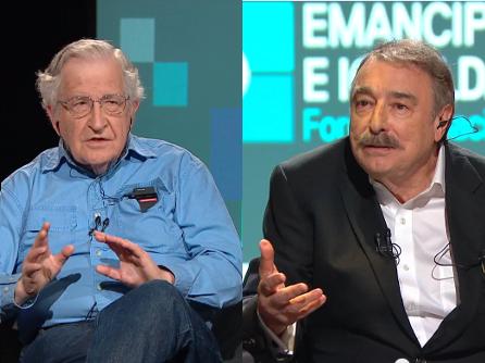 Entrevista de Ignacio Ramonet a Noam Chomsky