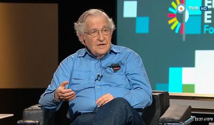 Entrevista a Noam Chomsky por Ignacio Ramonet