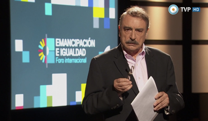 """Tercer especial sobre el Foro """"Emancipación e Igualdad"""""""
