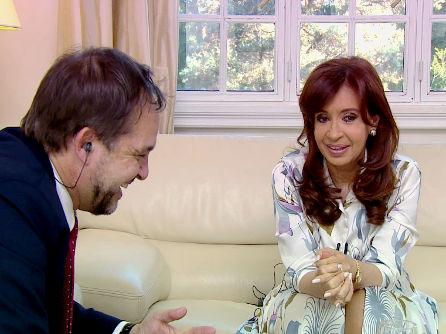 Entrevista de The new yorker a CFK_2