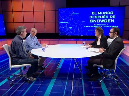 V7-El mundo después de Snowden